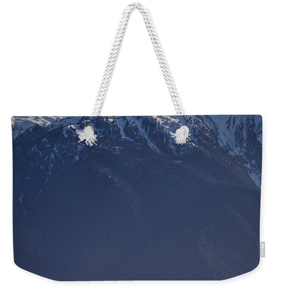 Olympic National Park Weekender Tote Bag