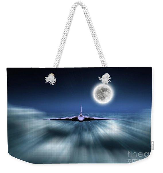 Olympus Roaring Weekender Tote Bag