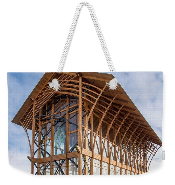 Omaha Holy Family Shrine 3 Weekender Tote Bag