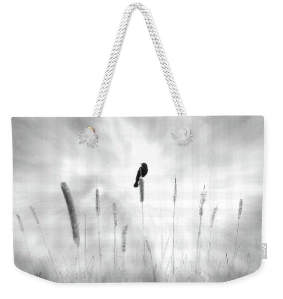 Omen Weekender Tote Bag