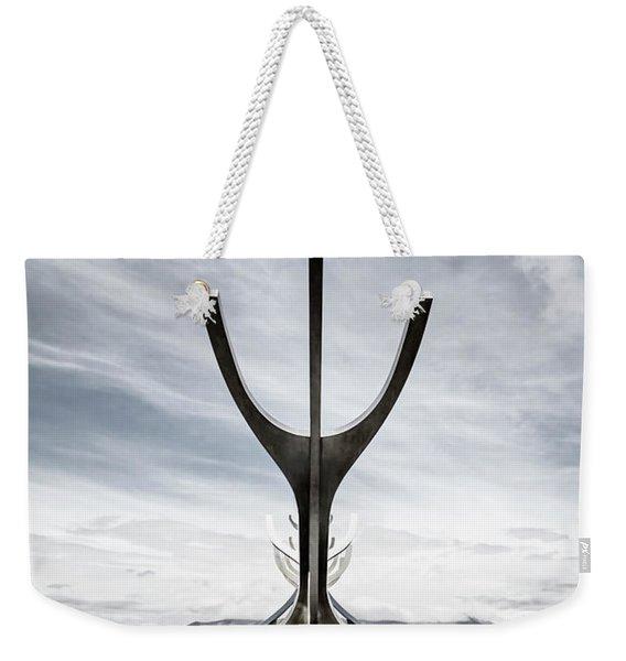 On And Ever Onward Weekender Tote Bag