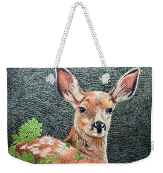 On Full Alert Weekender Tote Bag