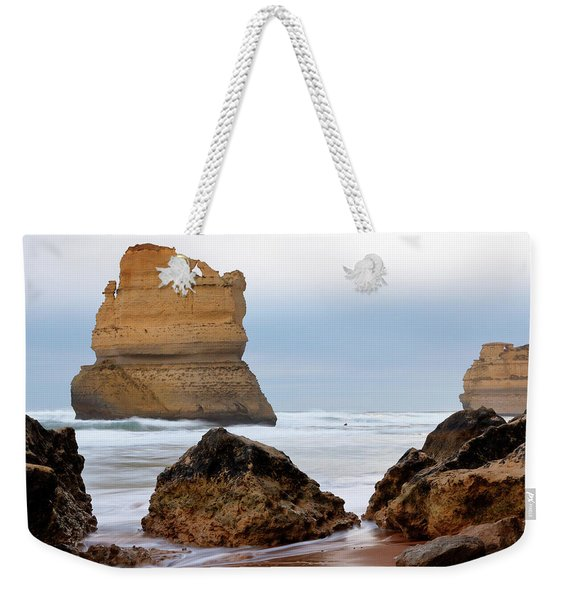 On Southern Shores Weekender Tote Bag