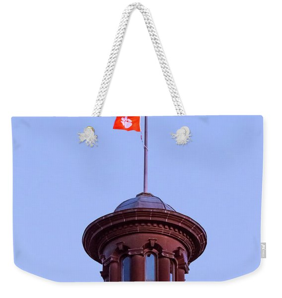 On The Dome-5 Weekender Tote Bag