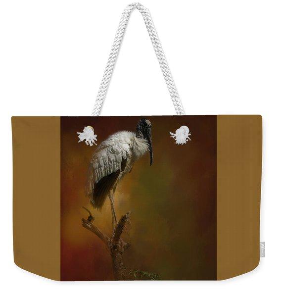 On The Fork Weekender Tote Bag
