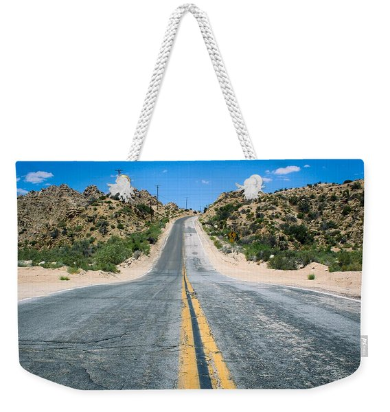 On The Road Again Weekender Tote Bag