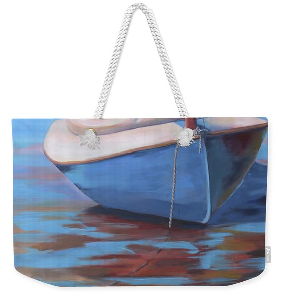 On The Sandbar Weekender Tote Bag