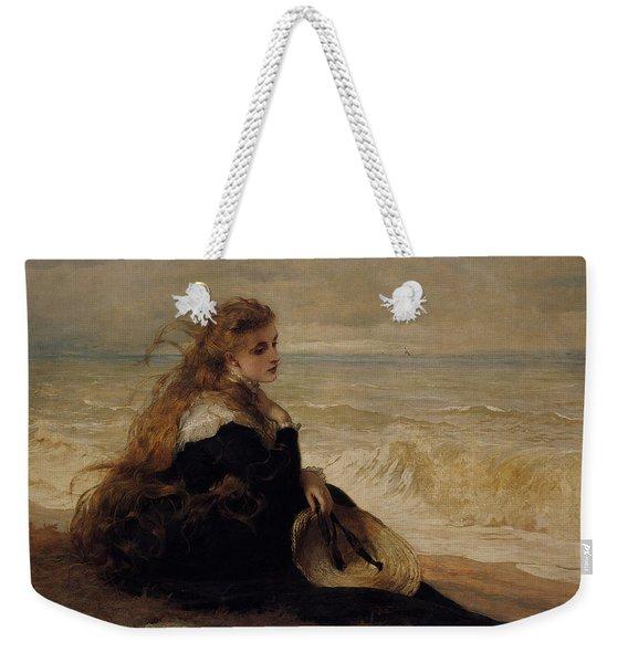 On The Seashore Weekender Tote Bag