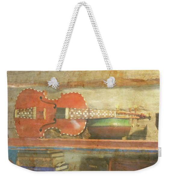 On The Shelf Weekender Tote Bag
