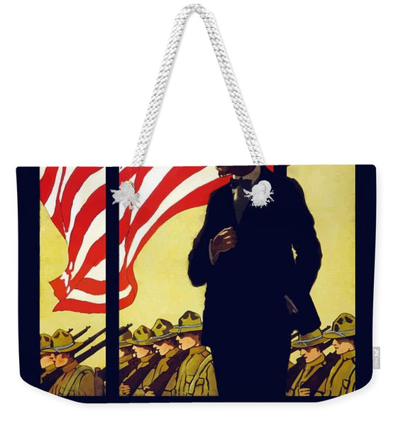 On Which Side Of The Window Are You Weekender Tote Bag