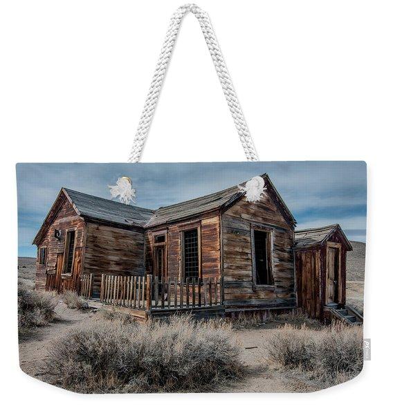 Once A Home Weekender Tote Bag