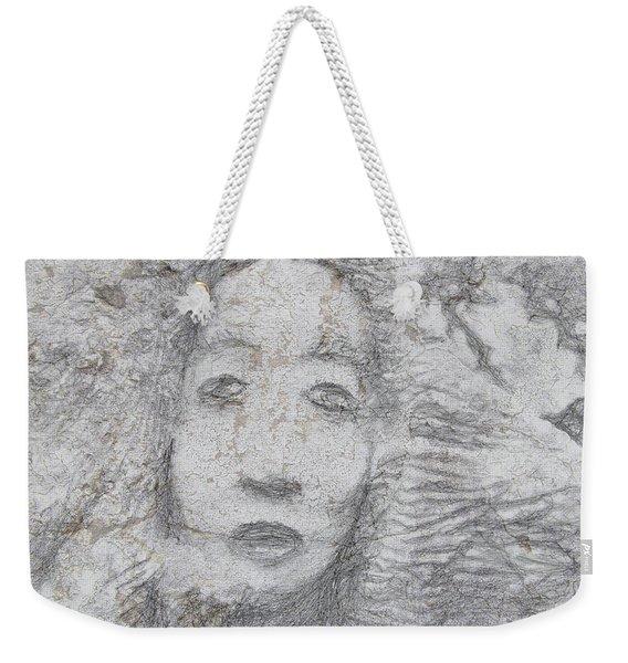 Once A Queen Weekender Tote Bag
