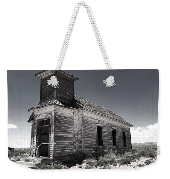 Once Hallowed Ground Weekender Tote Bag