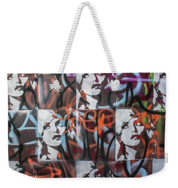 Once I Had A Love Weekender Tote Bag