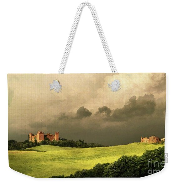 Once Upon A Time In Tuscany Weekender Tote Bag