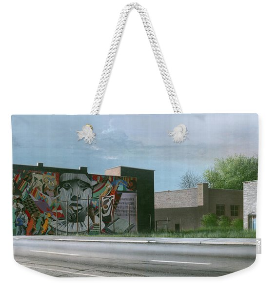 One Artist To Another Weekender Tote Bag