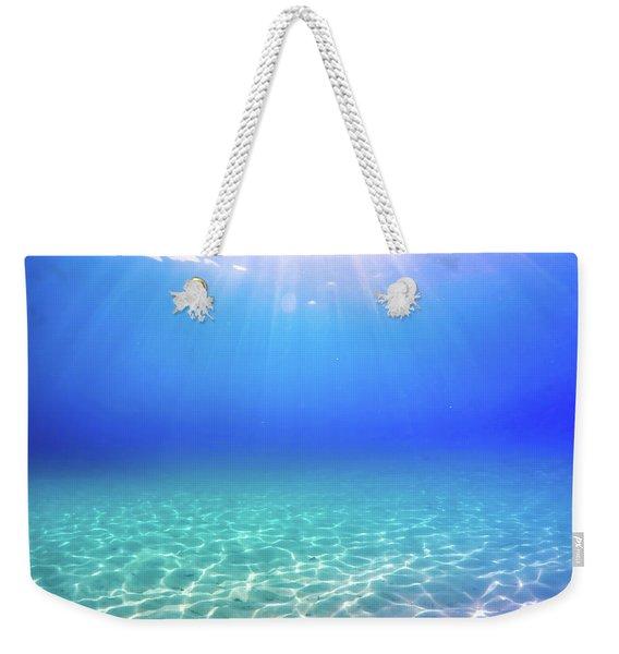 One Deep Breath Weekender Tote Bag