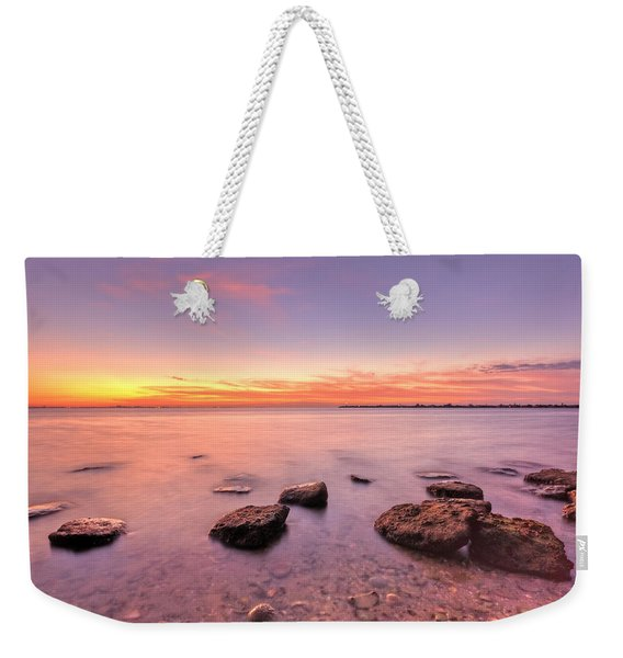 One Fine Morning Weekender Tote Bag
