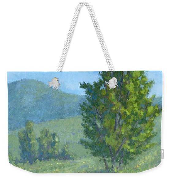One Fine Spring Day Weekender Tote Bag