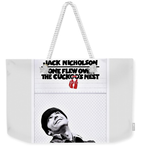 One Flew Over The Cuckoo's Nest Weekender Tote Bag