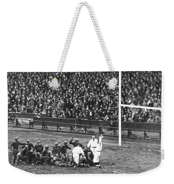 One For The Gipper Weekender Tote Bag