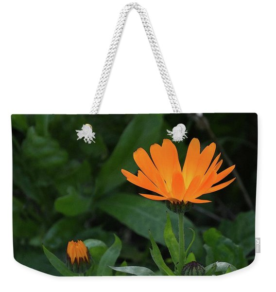 One In Bloom Weekender Tote Bag