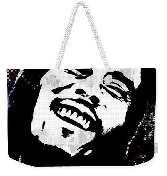 One Love Weekender Tote Bag