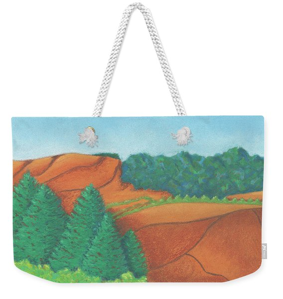 One Mesa Weekender Tote Bag