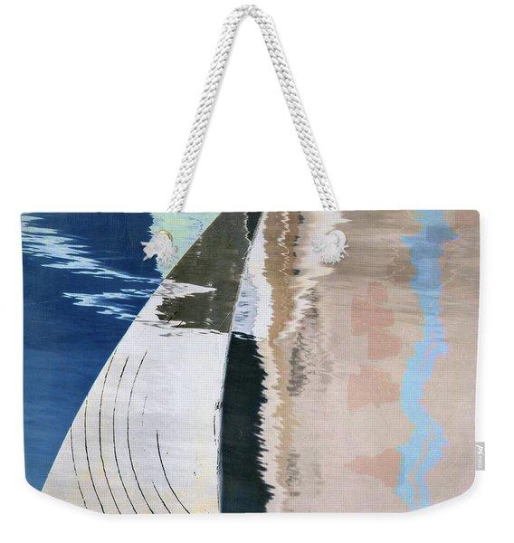 One Particular Harbor Weekender Tote Bag