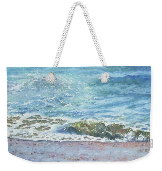 One Wave Weekender Tote Bag
