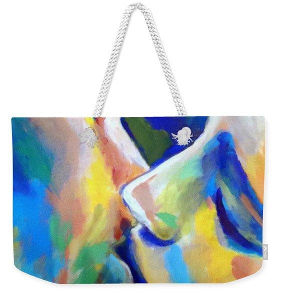 Oneness Weekender Tote Bag