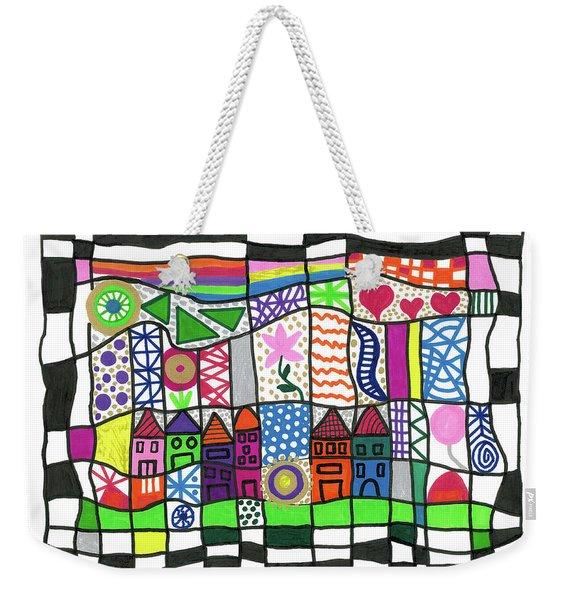 Oodles Of Doodles Weekender Tote Bag
