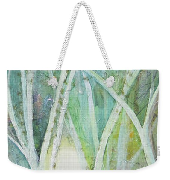 Opalescent Twilight II Weekender Tote Bag