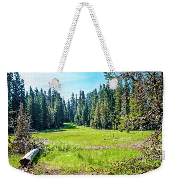 Open Meadow- Weekender Tote Bag