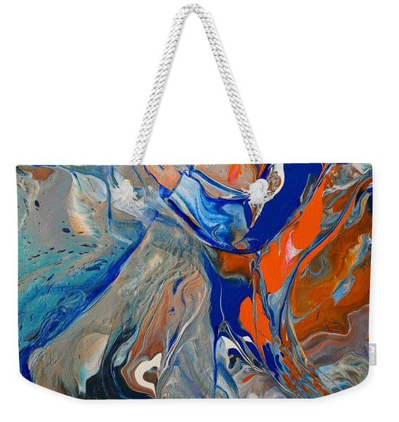 Open The Floodgates Of Heaven Weekender Tote Bag