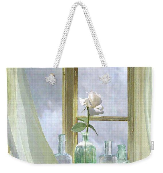 Open Window Weekender Tote Bag