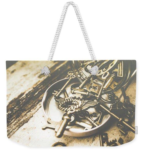 Openings Weekender Tote Bag