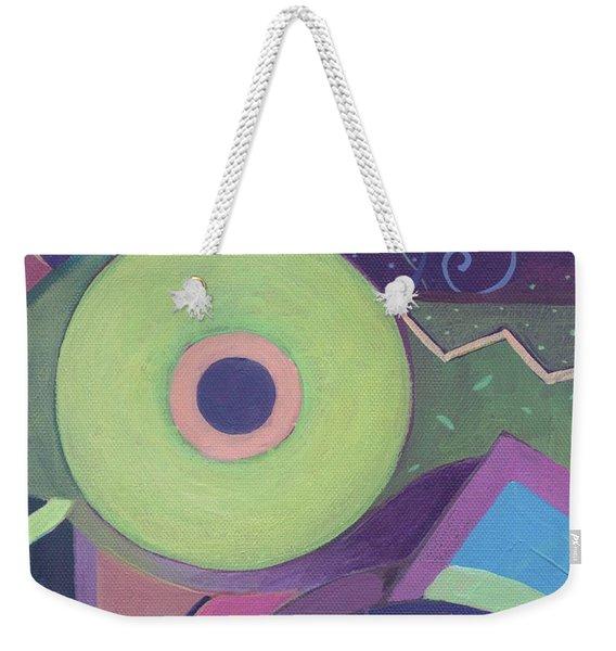 Openly Green Weekender Tote Bag