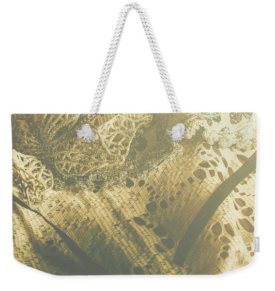 Operatic Art Weekender Tote Bag
