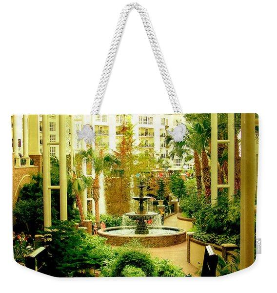 Opryland Hotel Weekender Tote Bag
