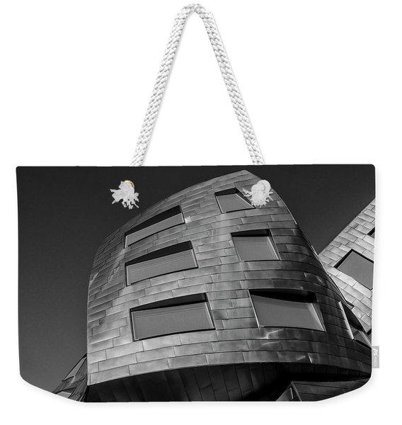 Optical Conclusion Weekender Tote Bag