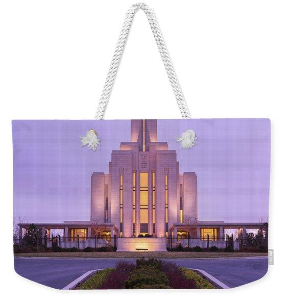 Oquirrh Fall Weekender Tote Bag