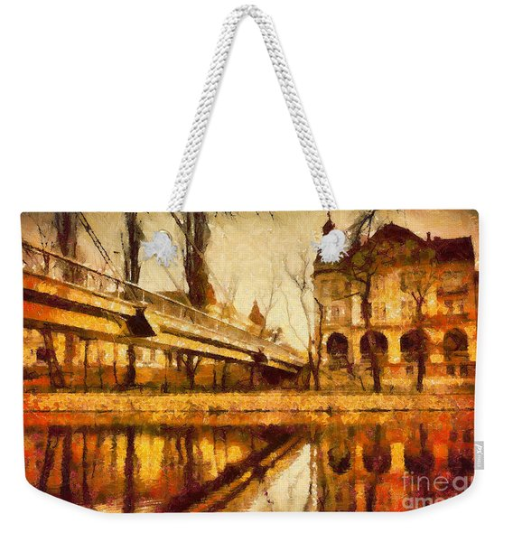 Oradea Chris River Weekender Tote Bag