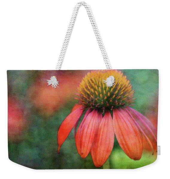 Orange Coneflower 2576 Idp_2 Weekender Tote Bag