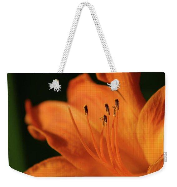 Orange Wave 3096 H_2 Weekender Tote Bag