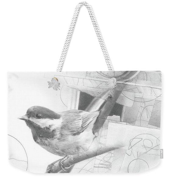 Orbit No. 2 Weekender Tote Bag