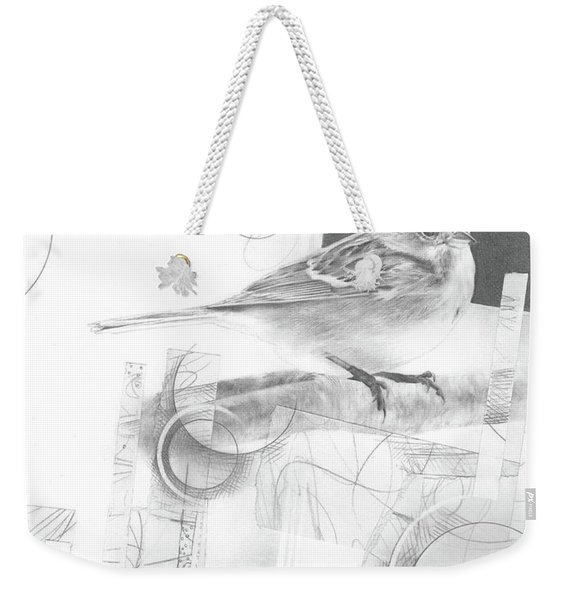 Orbit No. 1 Weekender Tote Bag