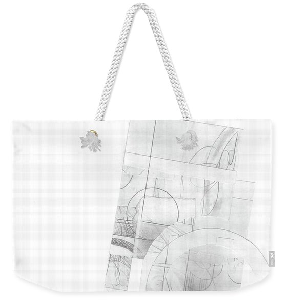Orbit No. 3 Weekender Tote Bag