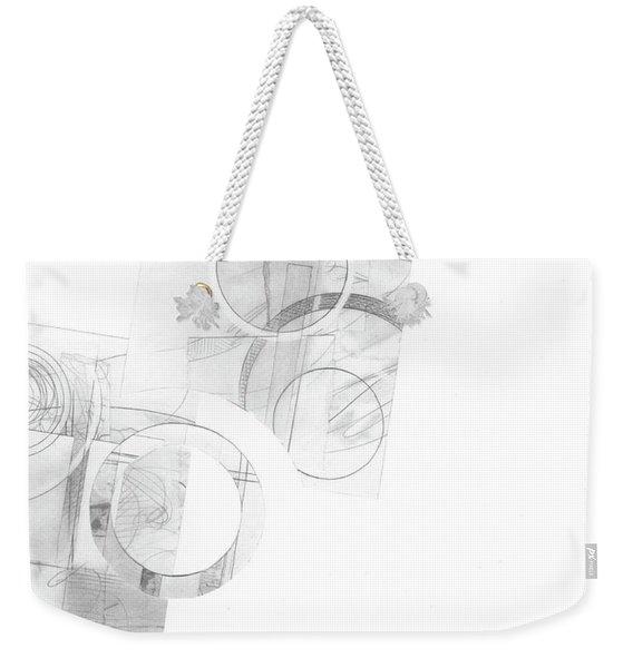 Orbit No. 4 Weekender Tote Bag