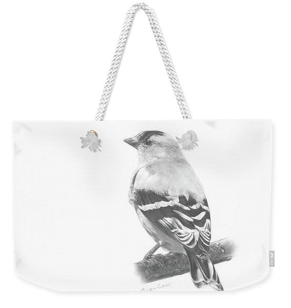 Orbit No. 5 Weekender Tote Bag